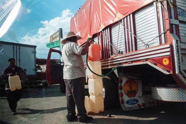 Piden erradicar el huachicol en Tlaxcala para aumentar ventas legales
