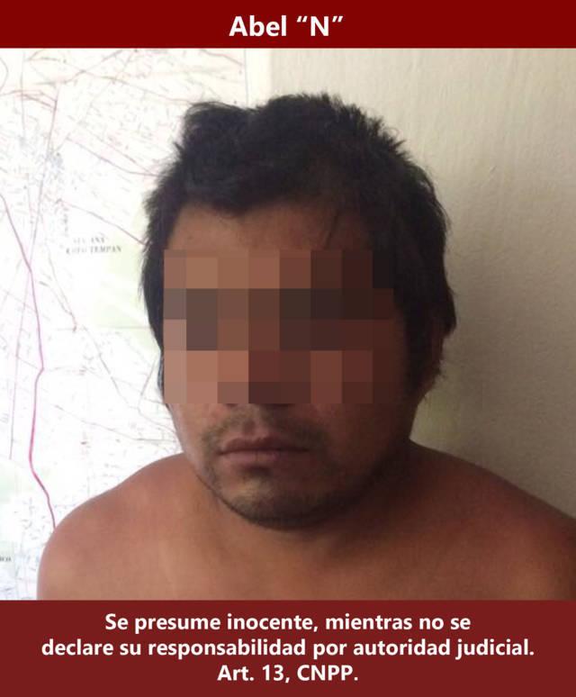 Vecinos querian linchar a ladrón en Panotla