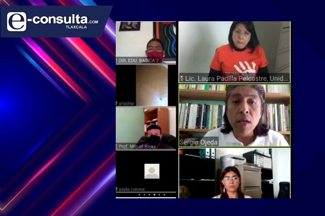 Realiza conferencia virtual Violencia De Género y Abuso Infantil en Tlaxcala