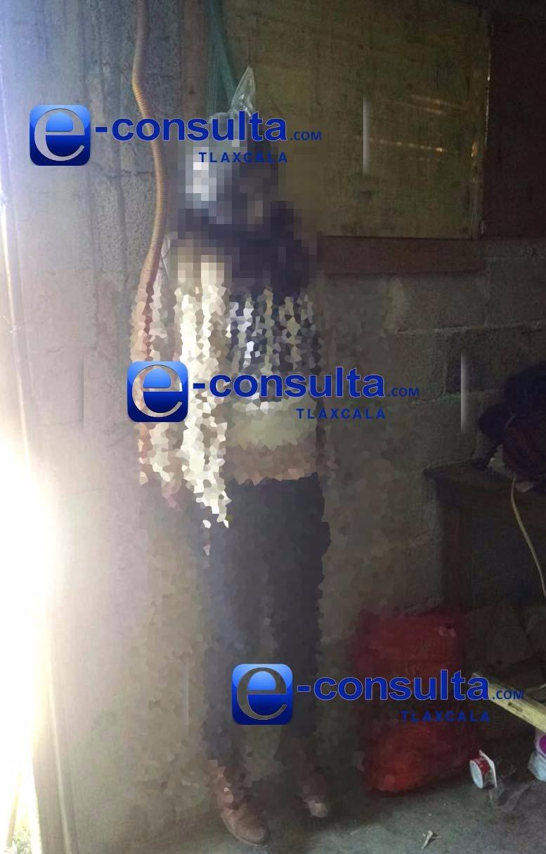 Por desamor, se suicida mujer en San Pablo del Monte