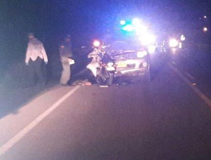 Un muerto deja accidente sobre la carretera Tlaxcala- Apizaco