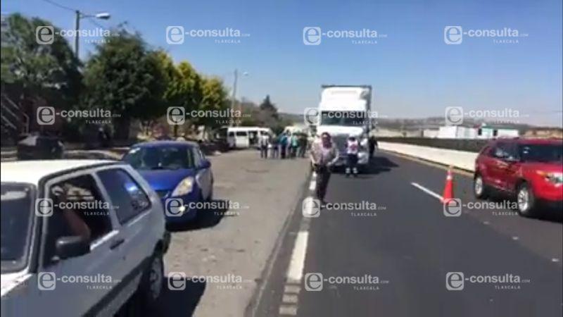 Imprudencia deja un muerto y tres lesionados en Xaltocan