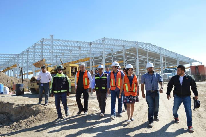La empresa Aceros del Toro traerá un derrame económico al municipio: alcalde