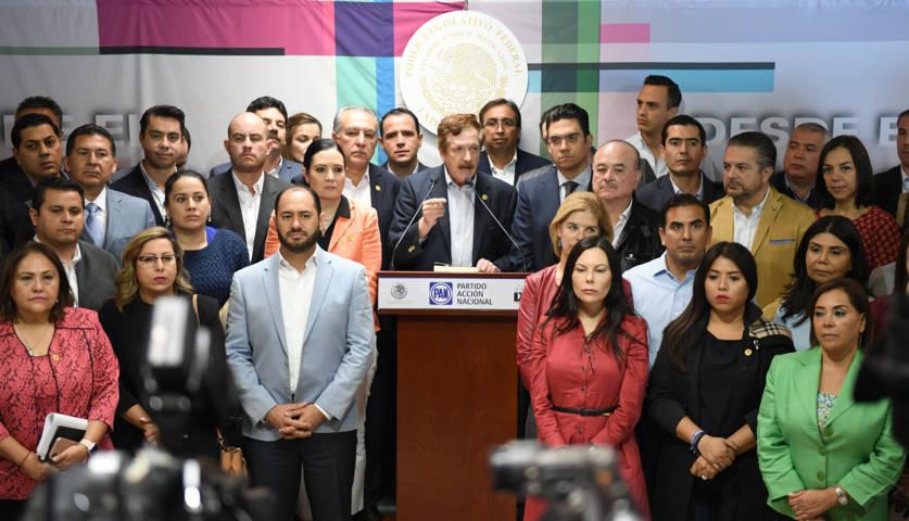 Exige Carlos Carreón a MORENA actuar con ética y respeto al proceso legislativo