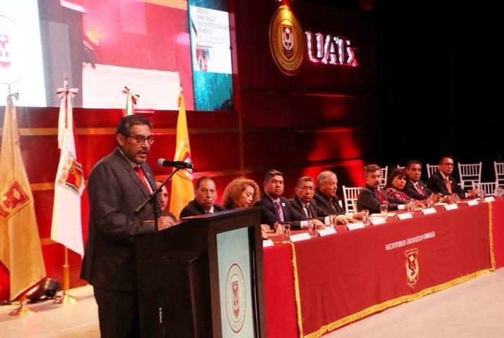 """Celebró UATx el """"V Congreso Internacional Derecho, Democracia y Neoconstitucionalismo en México"""""""