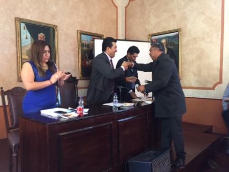 Prevaleció trabajo en beneficio de Tlaxcala: Escobar