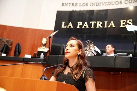 Debe perfeccionarse Ley de Desaparición Forzada: Adriana Dávila