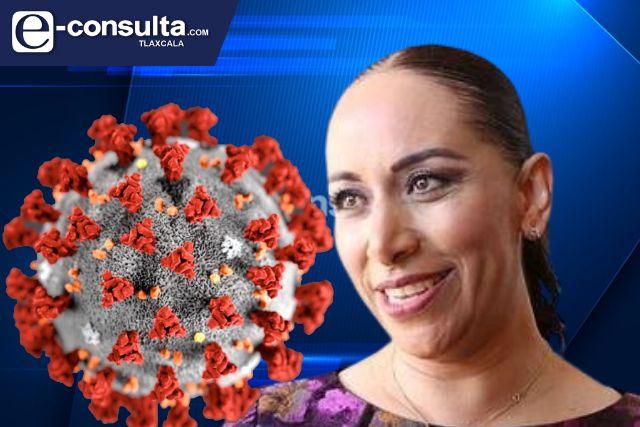 Adriana Dávila resultaría reinfectada por COVID-19