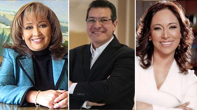 Filtran gabinete de Marco Mena; Dávila y Cuellar lo acompañarán