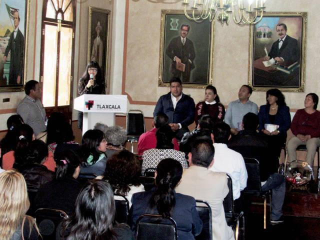 Promueven en Tlaxcala hábitos de lectura y escritura