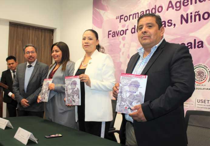 Congreso puede impulsar políticas que favorezcan el desarrollo de la niñez: Lule Ortega
