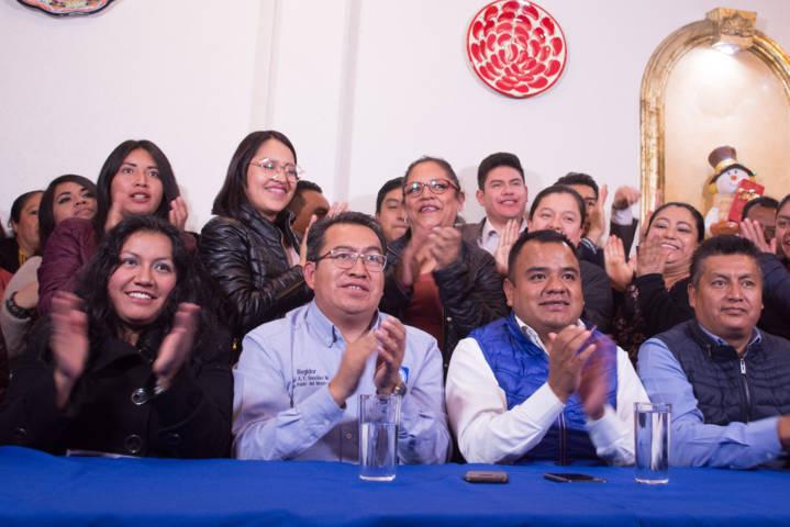 Con apoyo de Miguel Ángel González, SPM se une a la defensa del PAN