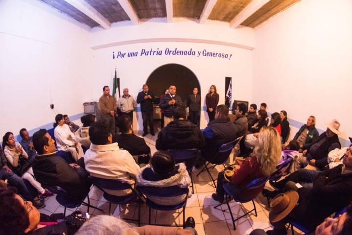 En Chiautempan ya ganamos: Ángelo Gutiérrez