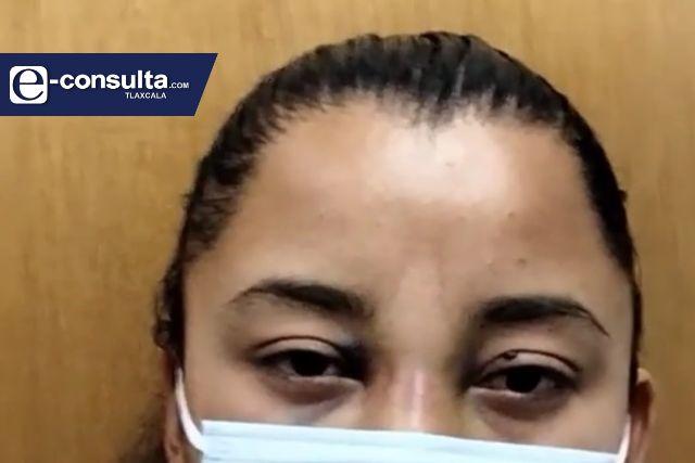 Sigue la violencia, policía es agredida aparentemente por el caso Muñoztla