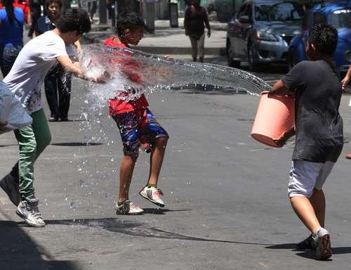 Sancionarán en Huamanta a personas que desperdicien agua
