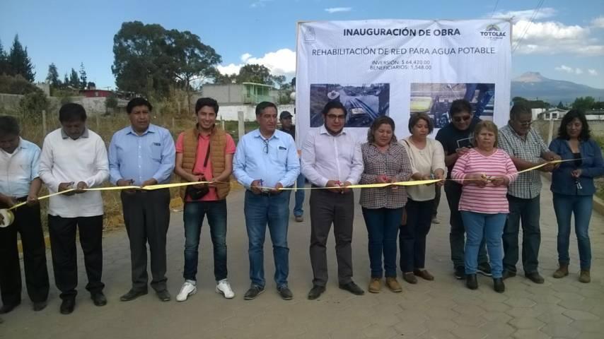 Pérez Briones continúa entregando obras y acciones en benéfico de su gente