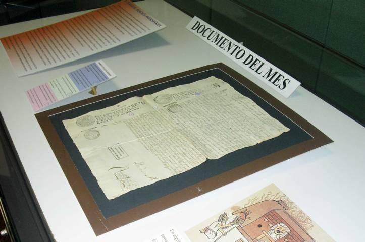 Exhibe Archivo Histórico documento del mes que prohibía uso del temazcal