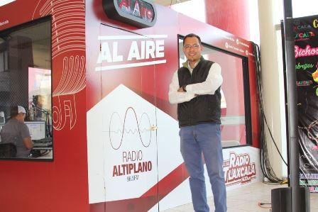 Celebrará Radio Tlaxcala 43 Aniversario en la Feria de Tlaxcala