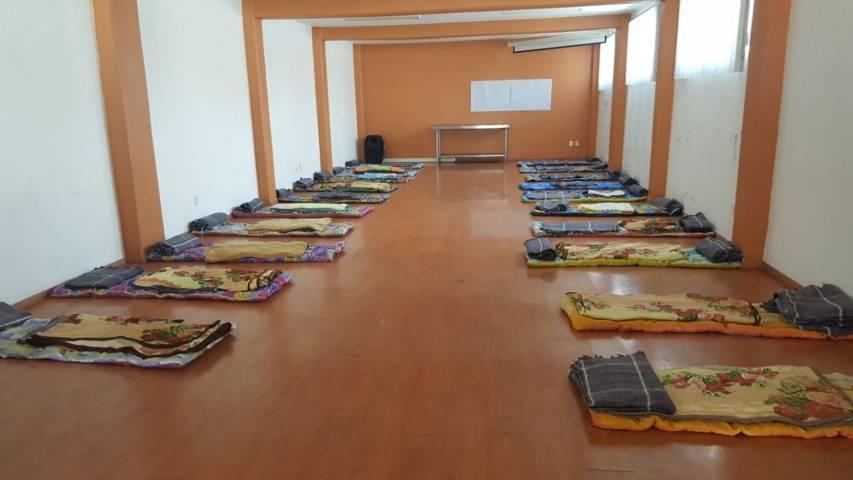 Mantiene comuna de Tlaxcala abierto albergue en DIF Municipal