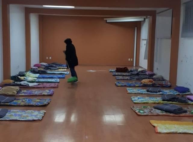 Listo albergue en el DIF Municipal de Tlaxcala para atender a personas vulnerables