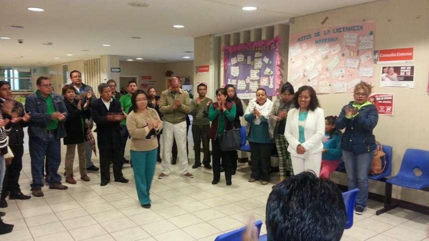 Alberta Hernández se perfila como nueva líder del sindicato de SESA