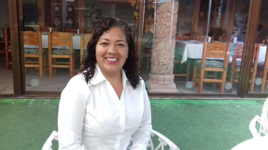 27 años de trabajo en el SESA respaldan a Alberta Hernández Netzahual