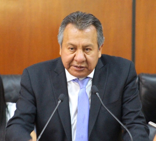 Alberto Amaro presentó iniciativa de reformas a la Ley de Ecología