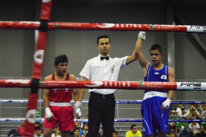 Suma victorias el boxeo tlaxcalteca en Olimpiada Nacional
