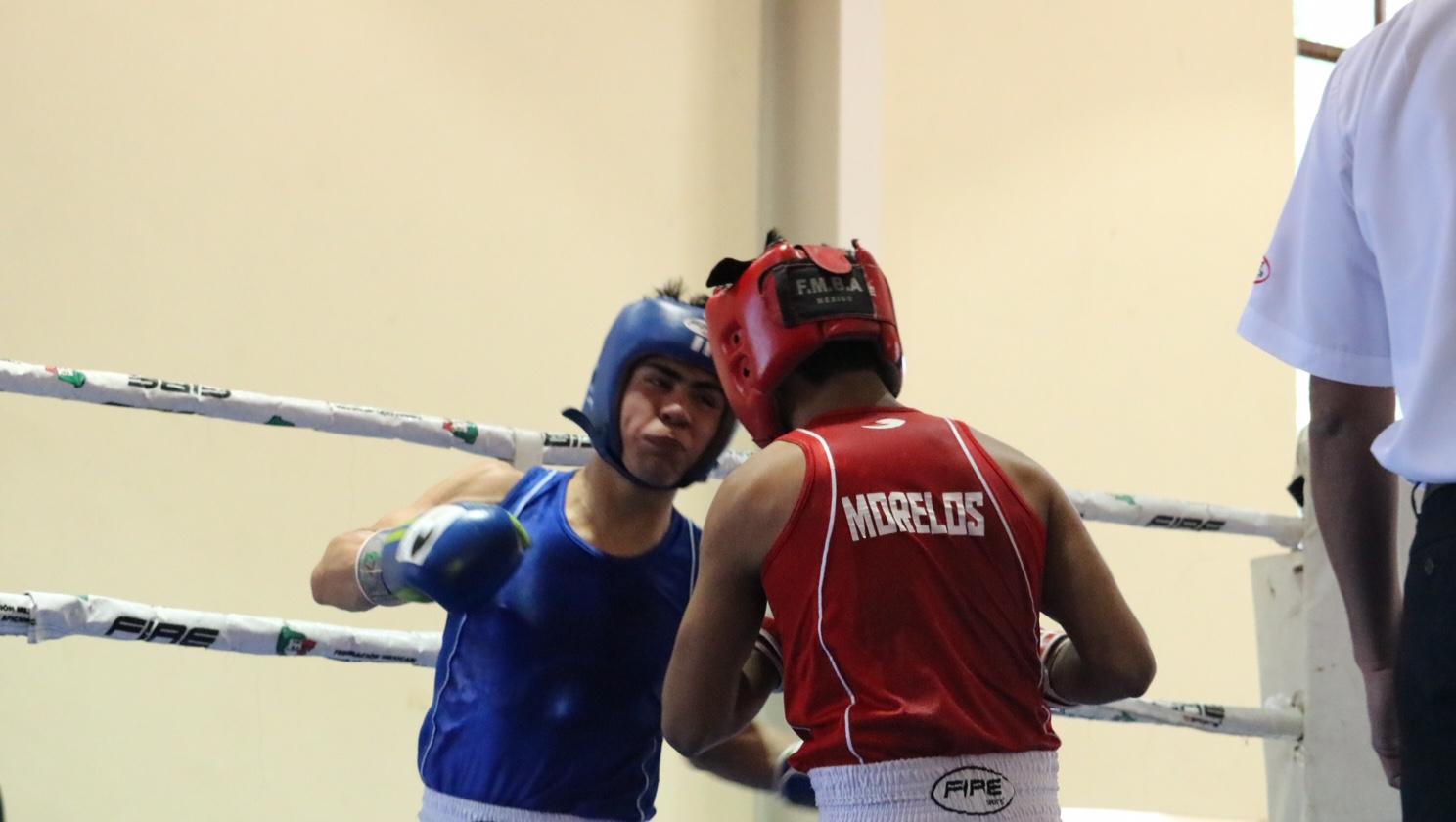 Clasifican boxeadores a la Olimpiada Nacional