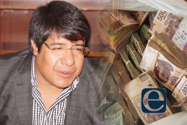 Cínico y transa Filemón Acoltzi, siguen apareciendo deudas millonarias en Contla