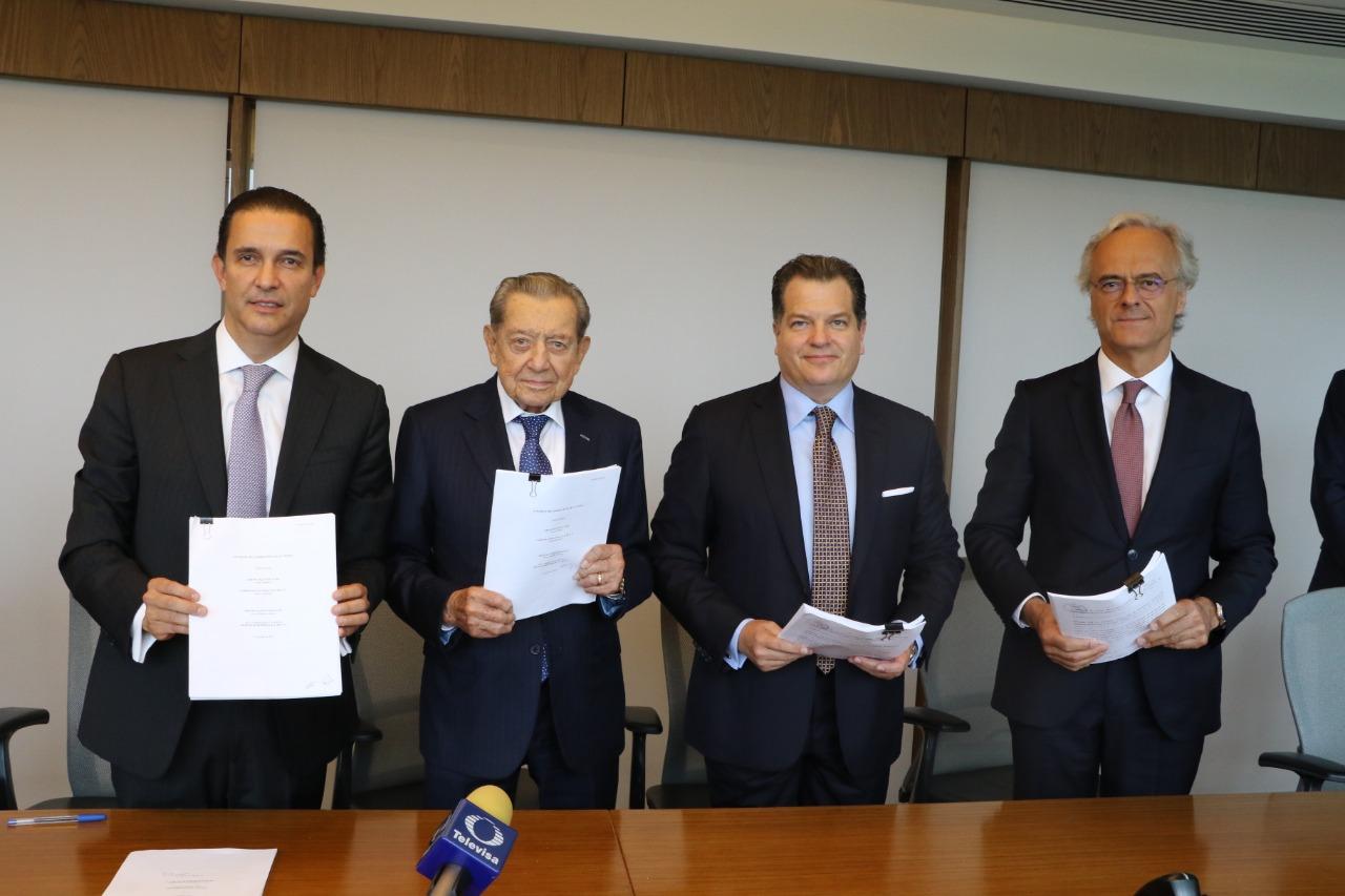 Adquiere familia Alemán acciones de Televisa en Sistema Radiópolis