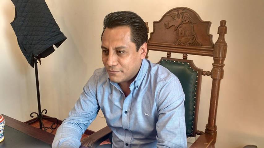 Condena Juan Carlos Sánchez asesinato de ex alcalde de Tzompantepec