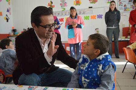 Ofrecen atención gradual a necesidades en escuelas de Tlaxcala