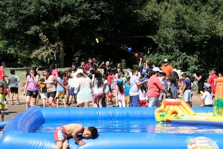 Cursos de verano fomentan el sano esparcimiento de niños: AHL