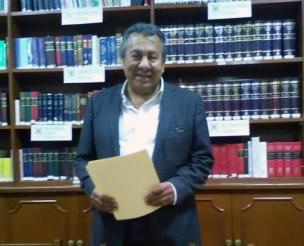 Alberto Amaro aceptará designaciones de candidaturas del Frente