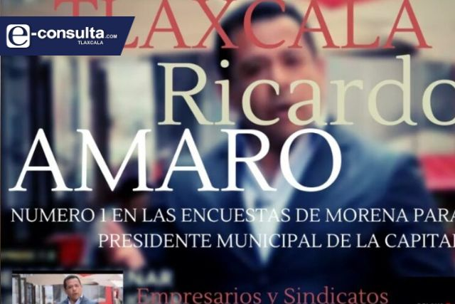 Achichincle mamón ya presume ser próximo alcalde capitalino