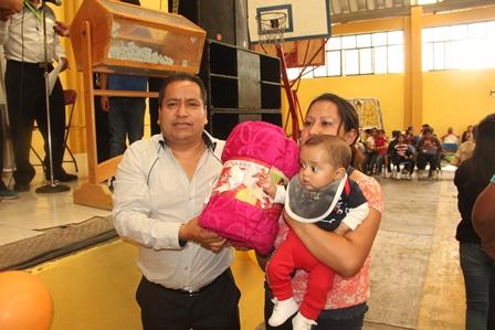 Hoy estamos consintiendo a las madres de Amaxac: alcalde