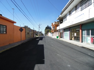 Alcalde de Amaxac de Guerrero inaugurará calle