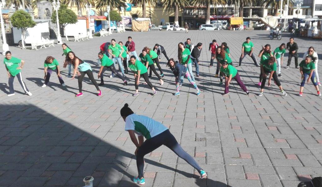 Mil 600 participantes en la Semana Nacional de la Cultura Física y el Deporte