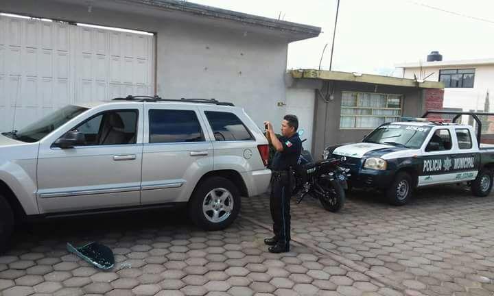 Alcalde de Amaxac no puede frenar delincuencia
