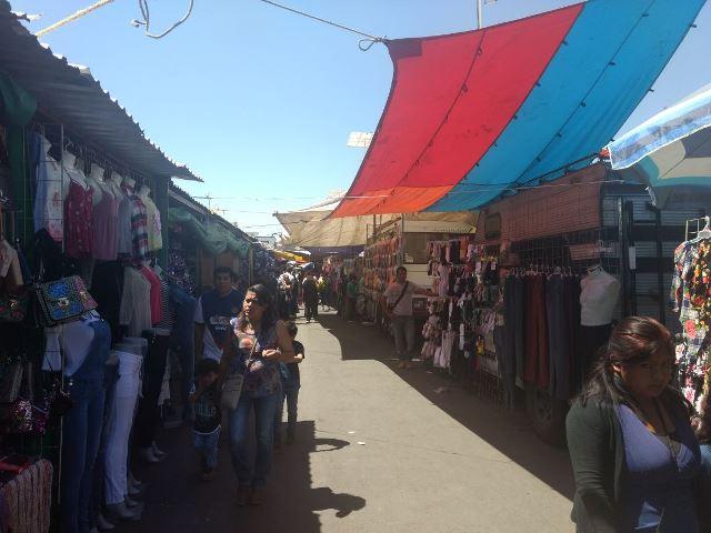 Regula comuna capitalina movilidad del comercio ambulante