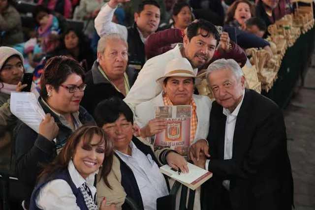 Desde Palenque, AMLO desea feliz año nuevo a los mexicanos