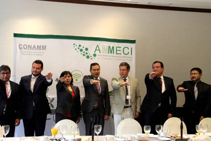 Sánchez Jasso se suma a la AMMECI presidirá comisión de gestión tributaria