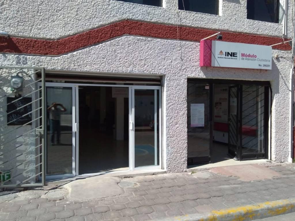 Desde el 1 de septiembre abrirá INE Tlaxcala Módulo Dominical