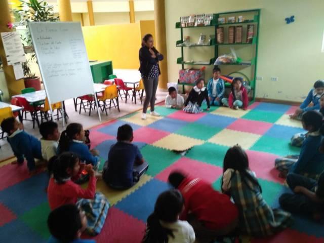 Ayuntamiento fomenta la lectura en niños a través de la Biblioteca Pública