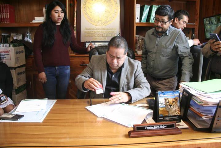 Ayuntamiento se suma a los esfuerzos por preservar la naturaleza: alcalde