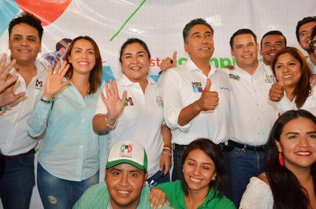 Anabel Alvarado representará con dignidad a los jóvenes en el Senado