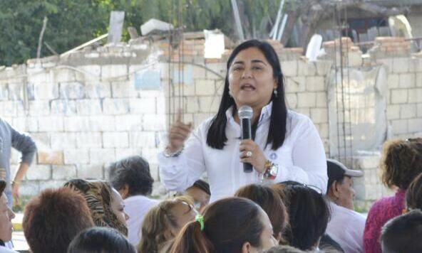 Anabel promoverá desde el Senado leyes para proteger migrantes