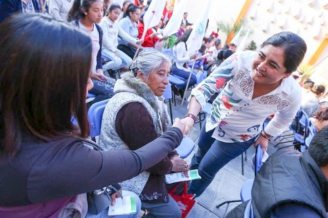 Candidatos de la coalición Todos por México son ganadores
