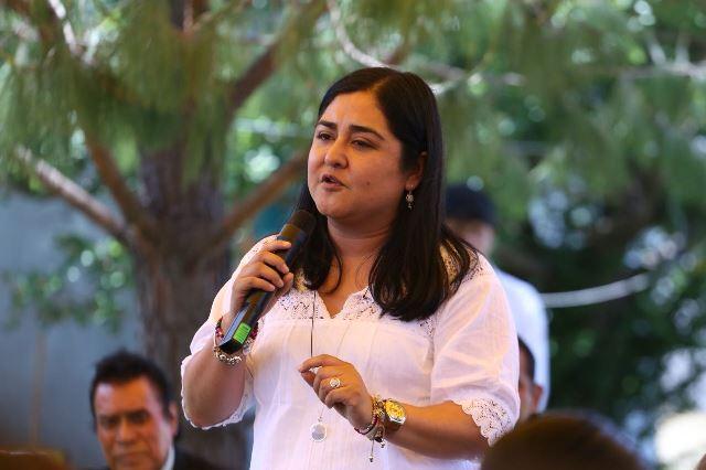 Propone Anabel Alvarado ampliar catálogo de delitos penales
